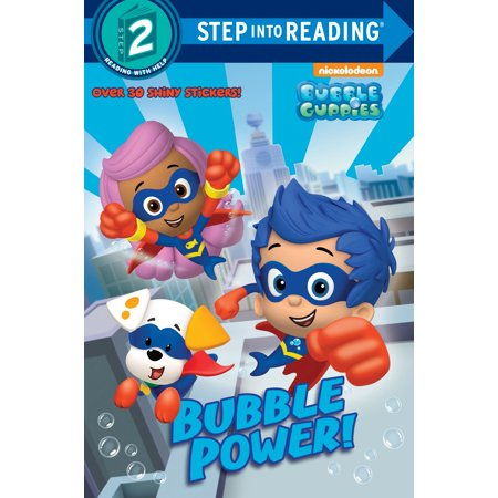 Bubble Power! (Bubble Guppies)](Rainbow Reading)