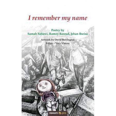 I Remember My Name