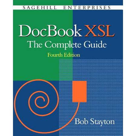 Pdf] download docbook xsl: the complete guide (4th edition) full.