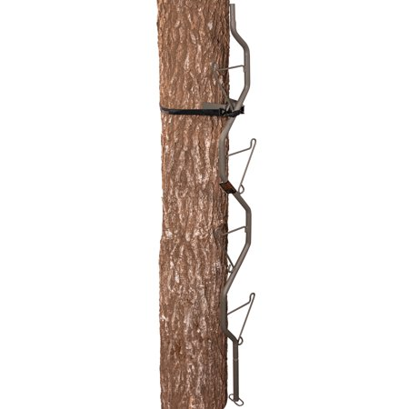 Summit Vine 23-Foot Steel-Welded Tree Climbing Stick For Hunting | 82094-VINE