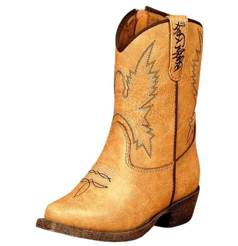 Blazin Roxx Girls Jentri Round Toe Rain Boots Rubber