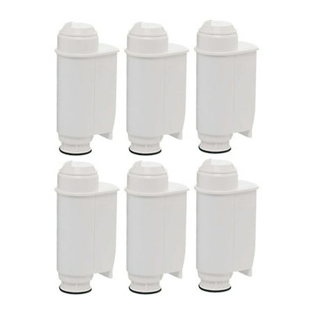 Replacement Water Filter For Gaggia RI9702/04 Coffee Machines (6 Pack)