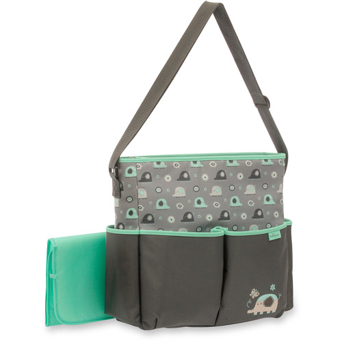 Baby Boom Elephant Tote Diaper Bag