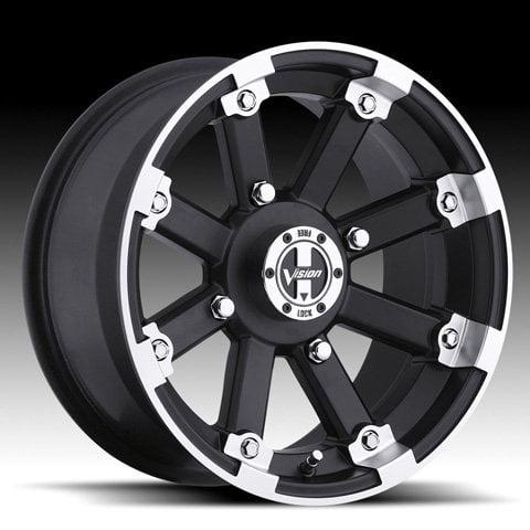 Vision 393-127110Mbml4 Vision Aluminum Wheel 393 Lockout ...