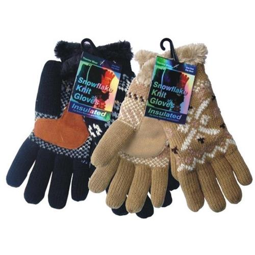 DDI 1226436 Knited Heavy Duty Gloves Case Of 144