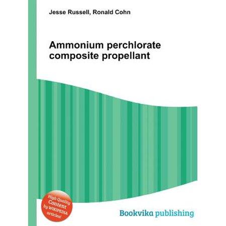 Ammonium Perchlorate Composite Propellant ()