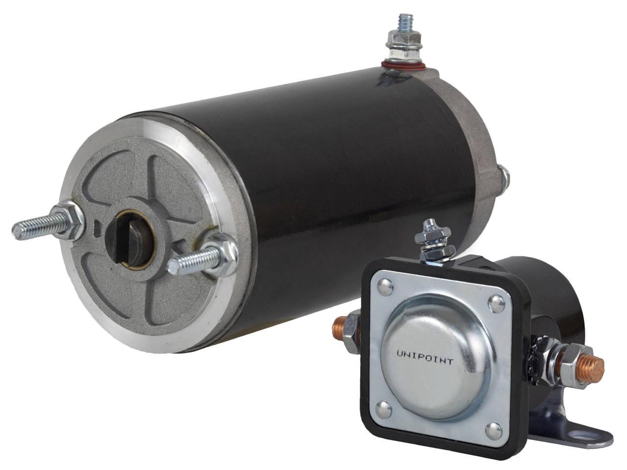 Starter Solenoid for Meyer /& Western Snow Plow /& Hydraulic Pump Motor
