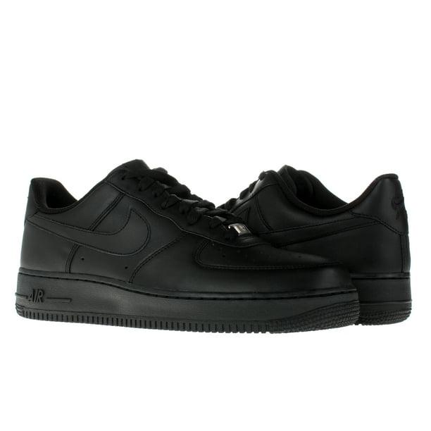 Nike Air Force 1 '07 Black/Black Men's Basketball Shoes 315122-001