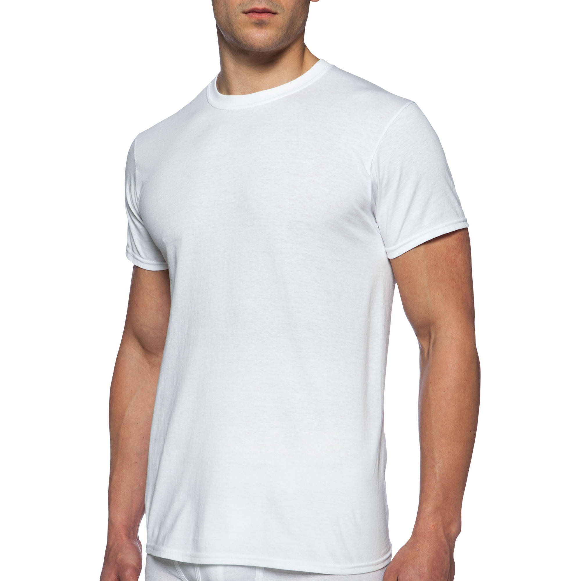 Gildan Big Men's 2 Pack Crew Tee