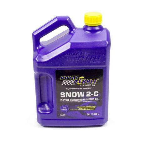 Royal Purple Snow 2-C 2 Stroke Oil 1 gal P/N (Strike Snow)