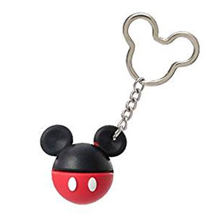 Icon Ball Key Chain - Disney - Mickey Key Ring - Pant New 85562