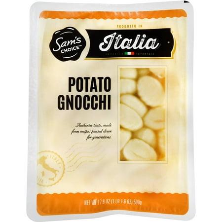 (6 Pack) Sam's Choice Italia Potato Gnocchi, - International Potato
