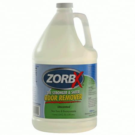 ZORBX 1 Gallon Extra Strength Unscented