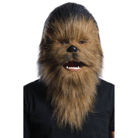 Chewbacca Moving Mouth Mask - Moving Halloween Masks
