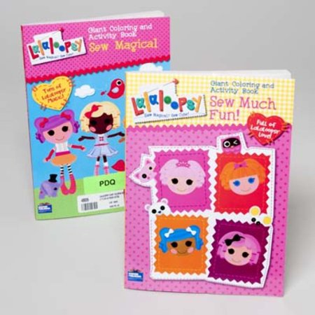 Lalaloopsy Coloring Book Case Pack 24 - Walmart.com