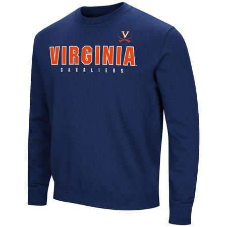 University of Virginia Cavaliers Sweatshirt Playbook Crew Neck Fleece