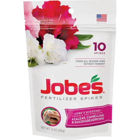 Jobe?s 04101 ACR Fertilizer Spike, Pack, Gray to Light Brown