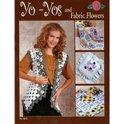 Design Originals Yo-Yos And Fabric Flowers