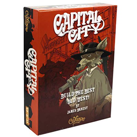Capital City - A Quick to Learn Strategy Game - for All Experience Levels - image 1 of 4