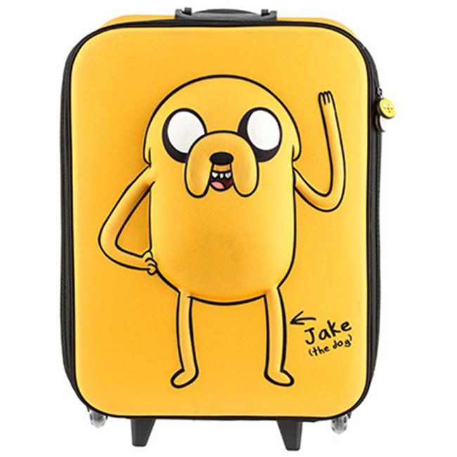 Adventure Time 3313 Jake 3D Dog Carry, 18 inch