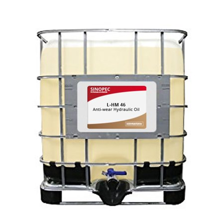 AW 68 Hydraulic Oil Fluid (ISO VG 68, SAE 20) - 275 Gallon IBC Tote