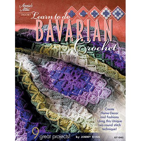 - Learn to Do Bavarian Crochet