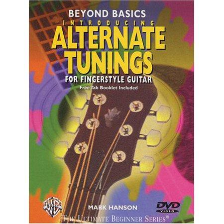 Image of Beyond Basics: Alternate Tuning