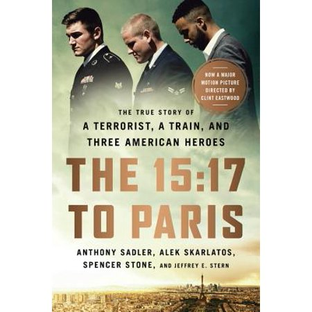Image result for 15-17 to paris poster