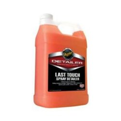 Meguiar's Last Touch Spray Detailer – Give Your Car a Flawless Showroom Shine – D15501, 1 Gallon ()