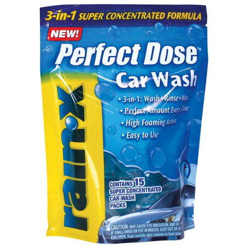Rain-X Perfect Dose Car Wash
