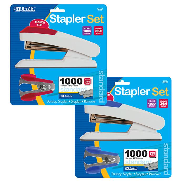 Elmer/'s Rapid Heavy duty 170 Sheet Comfort Grip Stapler