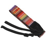 Camera Shoulder Neck Strap Vintage SLR Camera Belt Cotton Fabric Cam Band Retro Ethnic Style