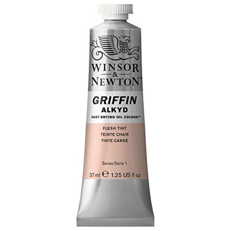 Winsor & Newton - Griffin Alkyd Color - 37ml Tube - Flesh Tint