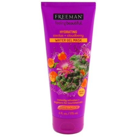 Freeman Facial Cactus + Cloudberry Water Gel Mask 6 - Facial Water
