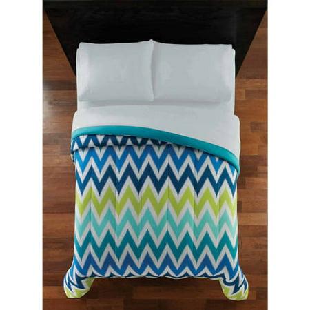 Mainstays Twin Chevron Comforter, 1 Each ()