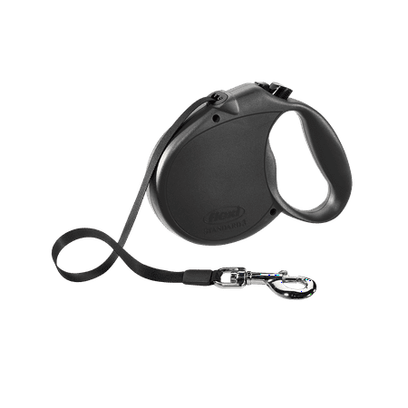 flexi Retractable Dog Leash (Tape), 16 ft, Large,
