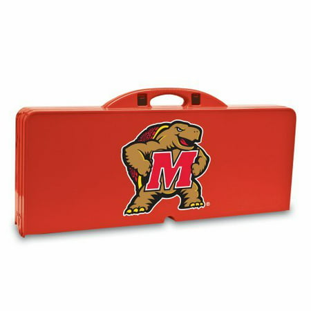 Picnic Time NCAA College Team Logo Folding Picnic Table