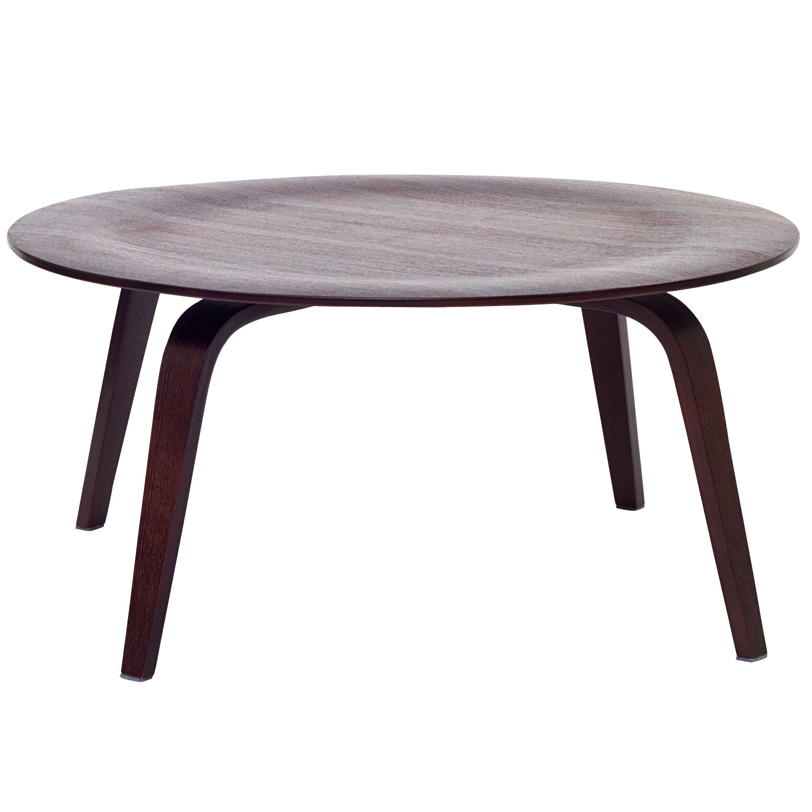 Modern Contemporary Living Room Wood Coffee Table Wenge