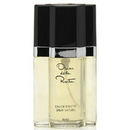 OSCAR de LA RENTA * 2.0 oz edt Women Perfume NEW w/ cap