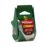 Duck Brand 1.88 in x 22.2 yd HD Clear Heavy Duty Packing Tape