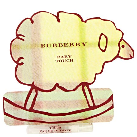Burberry - BURBERRY BABY TOUCH by BURBERRY ~ Women s Vial (sample) .02 oz -  Walmart.com 559ee9648