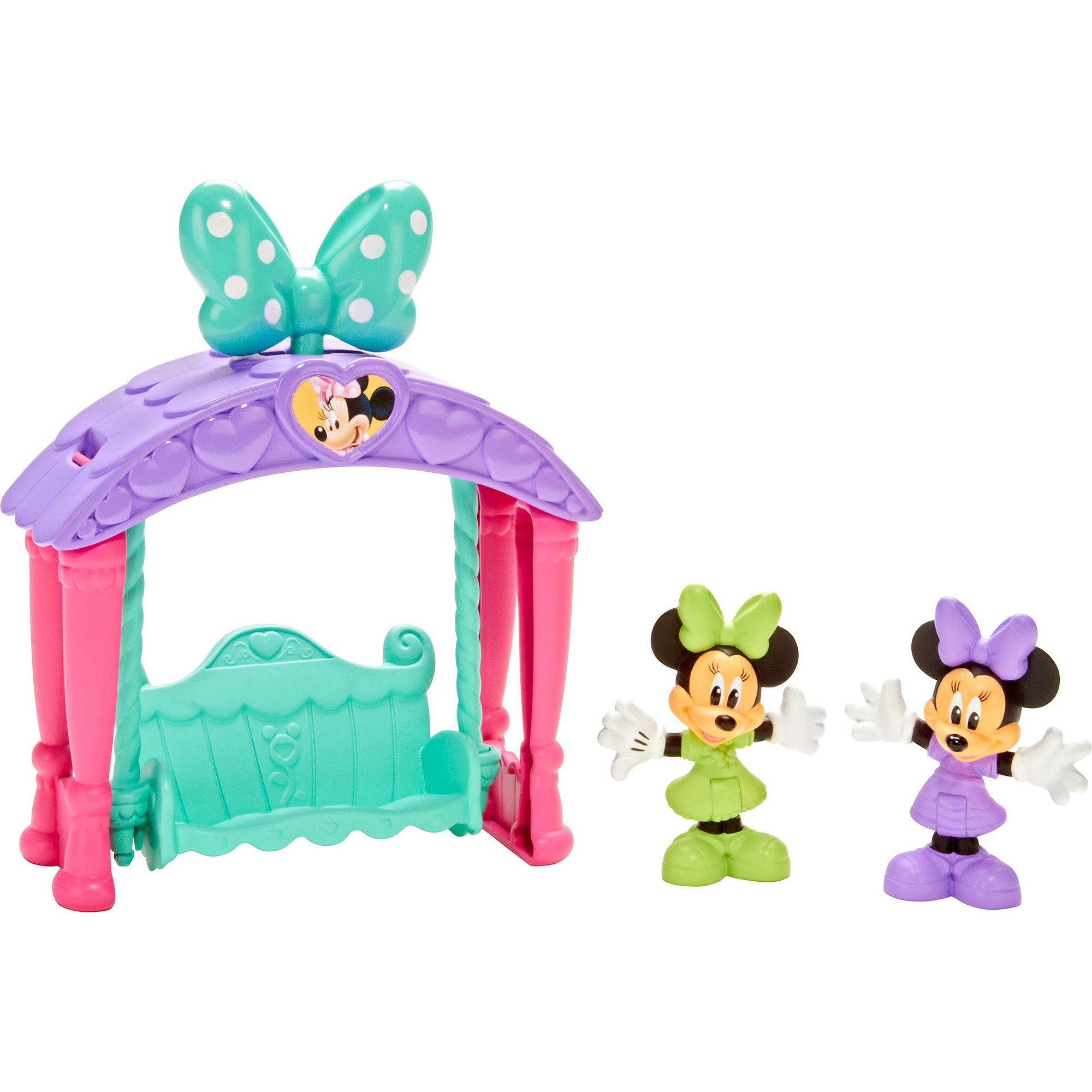 Disney Minnie Mouse Bow Sweet Home Little Friends
