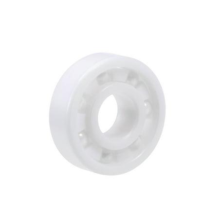 6000 Full Ceramic Ball Bearings 10x26x8mm ZrO2 Ball Bearing