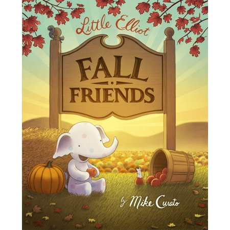 Little Elliot, Fall Friends (Hardcover)
