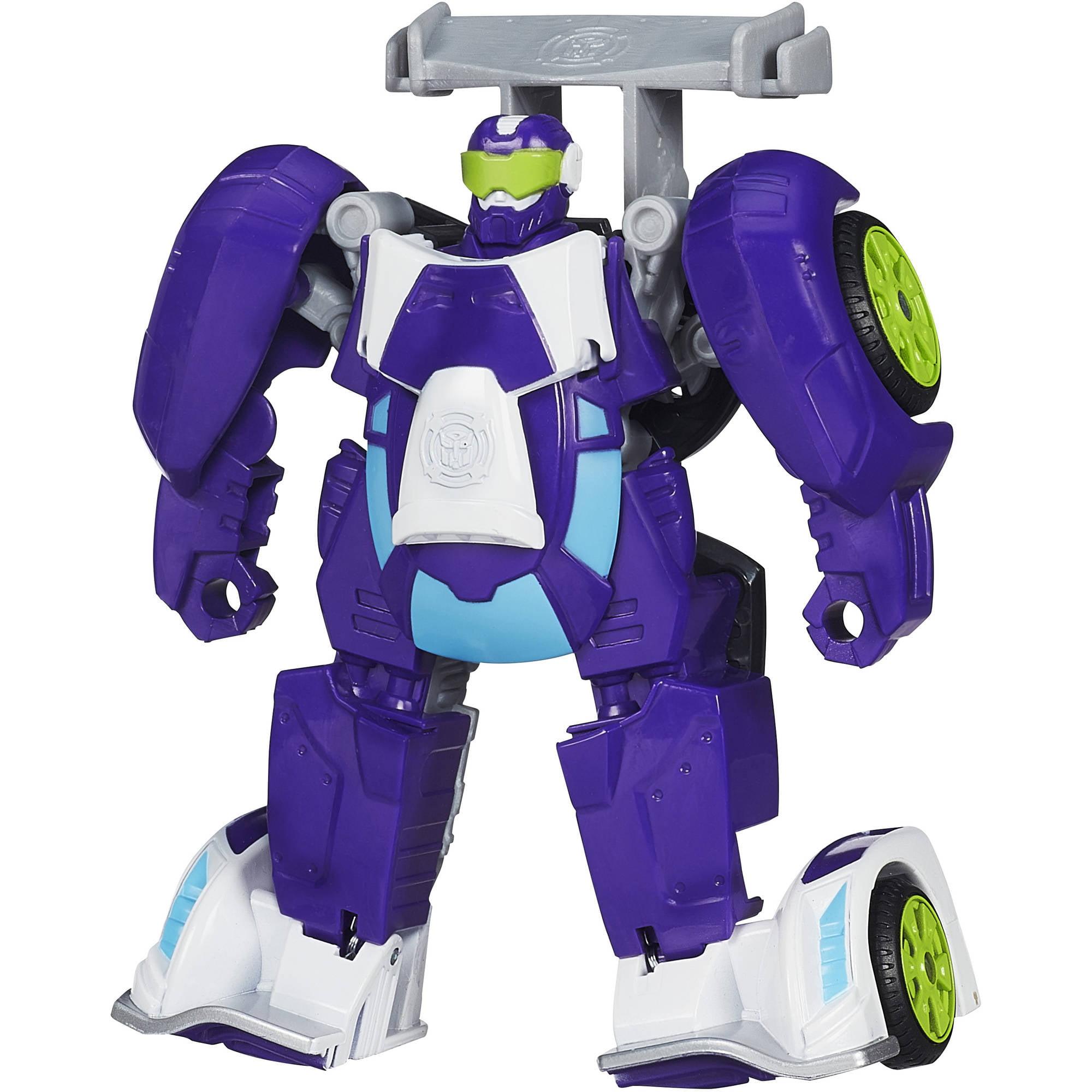 Playskool Heroes Transformers Rescue Bots Blurr by Hasbro