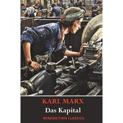 Das Kapital (Capital): A Critique of Political Economy (Paperback)