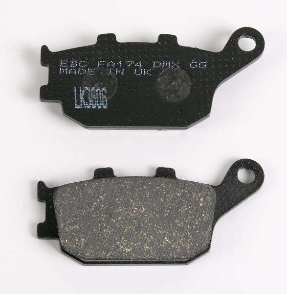 EBC Organic Brake Pads Rear Fits 03-07 Honda VTX1300S