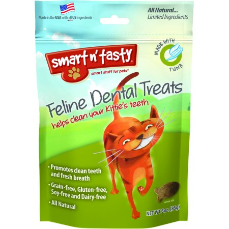 SMART N TASTY FELINE DENTAL TREATS](Tasty Treats For Halloween)
