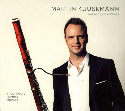 Hummel   Kuuskmann   Tallinn Chamber Orchestra Bassoon Concertos [CD] by