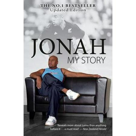 Jonah - My Story - eBook